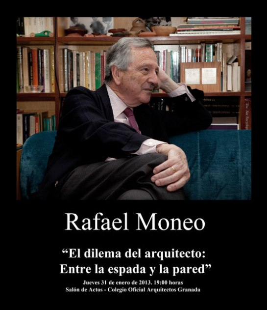 CARTEL-CONFERENCIA_Rafael-Moneo